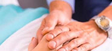 Ako sa starať o opatrovanú osobu s gastrostómiou (PEG)?