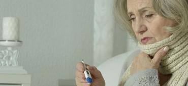 Ako si poradiť s bežnou chrípkou u starších ľudí?